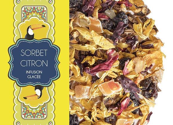 Sorbet citron - Sachet 100gr