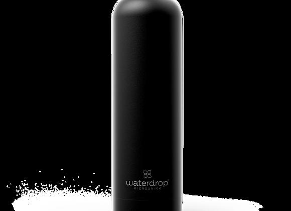 Bouteille Pastel Inox 1 L Noir