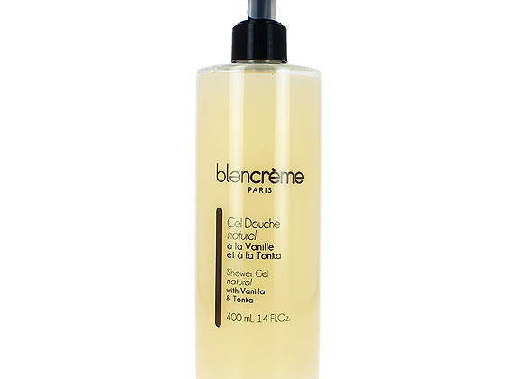 Gel douche Vanille 400ml