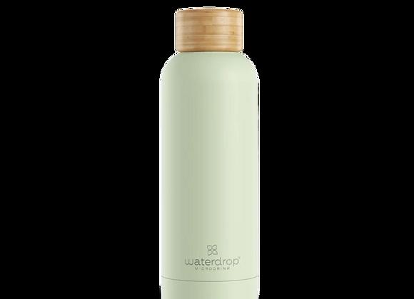 Bouteille Pastel Inox 500 ml verte