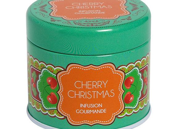 Cherry Christmas - Boite métal