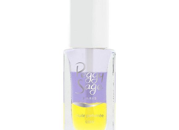 Huile parfumée : Soin pour ongles et cuticules triphasé - Coco