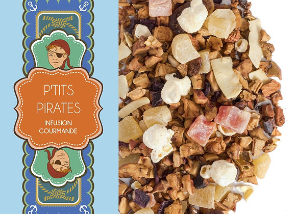 P'tits pirates -Sachet 100gr