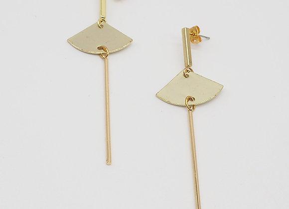 Co. Japon / Boucles d'oreilles Sanaé