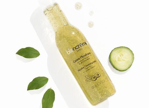 Gelée micellaire Thé vert & concombre 200ml