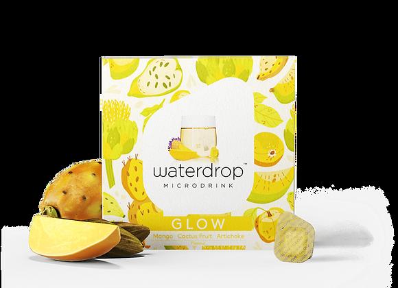 GLOW - Pack de 12 Mangue | Figue de Barbarie | Artichaut