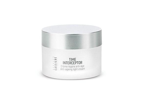 Crème légère anti-âge Time interceptor