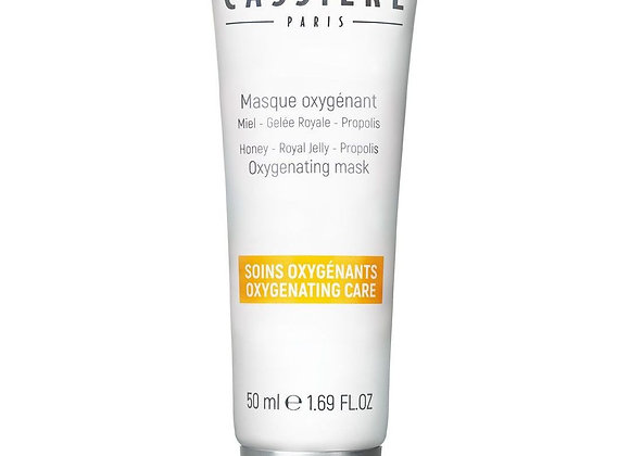 Masque oxygénant miel