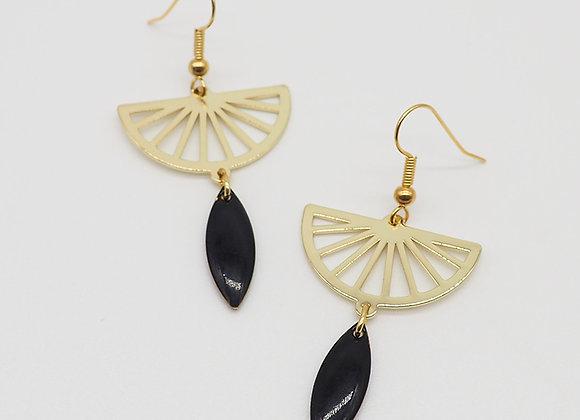 Co. Japon / Boucles d'oreilles discrètes personnalisables Yuki