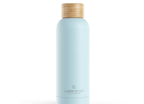 Bouteille Pastel Inox 500 ml Turquoise