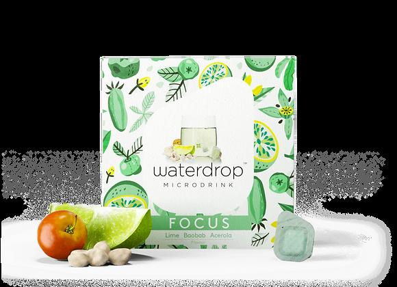 FOCUS - Pack de 12 Citron Vert | Baobab | Acérola