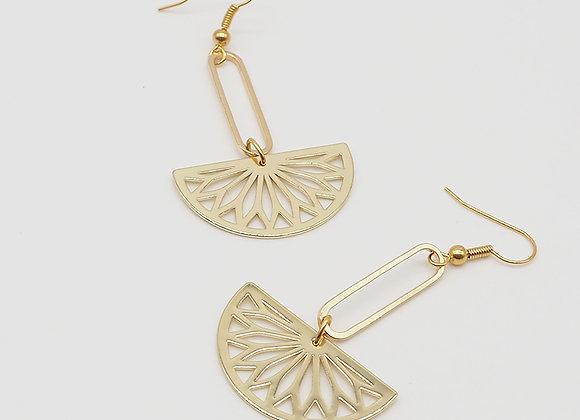 Co. Japon / Boucles d'oreilles discrètes Aïna
