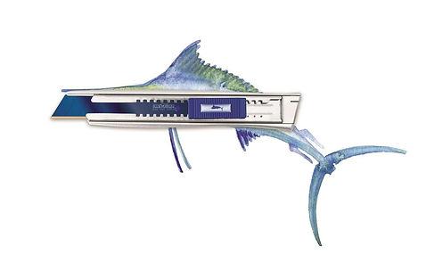 Der neue Blue Marlin Cutter – reduziertes, pures Design und maximale Funktionalität