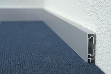 CONTEGO Aluminiumsockel neu auch zur Clip-Montage