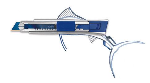 Der Magazincutter BM-2000 überzeugt mit Funktionalität, Haptik und Design