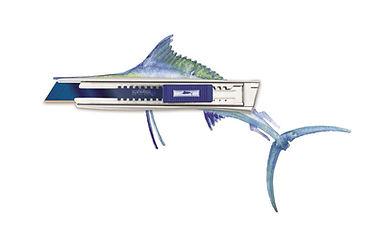 Der BM-4000 Cutter von BLUE MARLIN gewinnt den «ADEX Award for Design Excellence in Platinum»