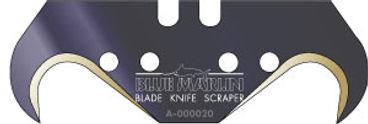 BLUE MARLIN blade - jetzt noch schnittiger dank exklusivem Klingenkonzept