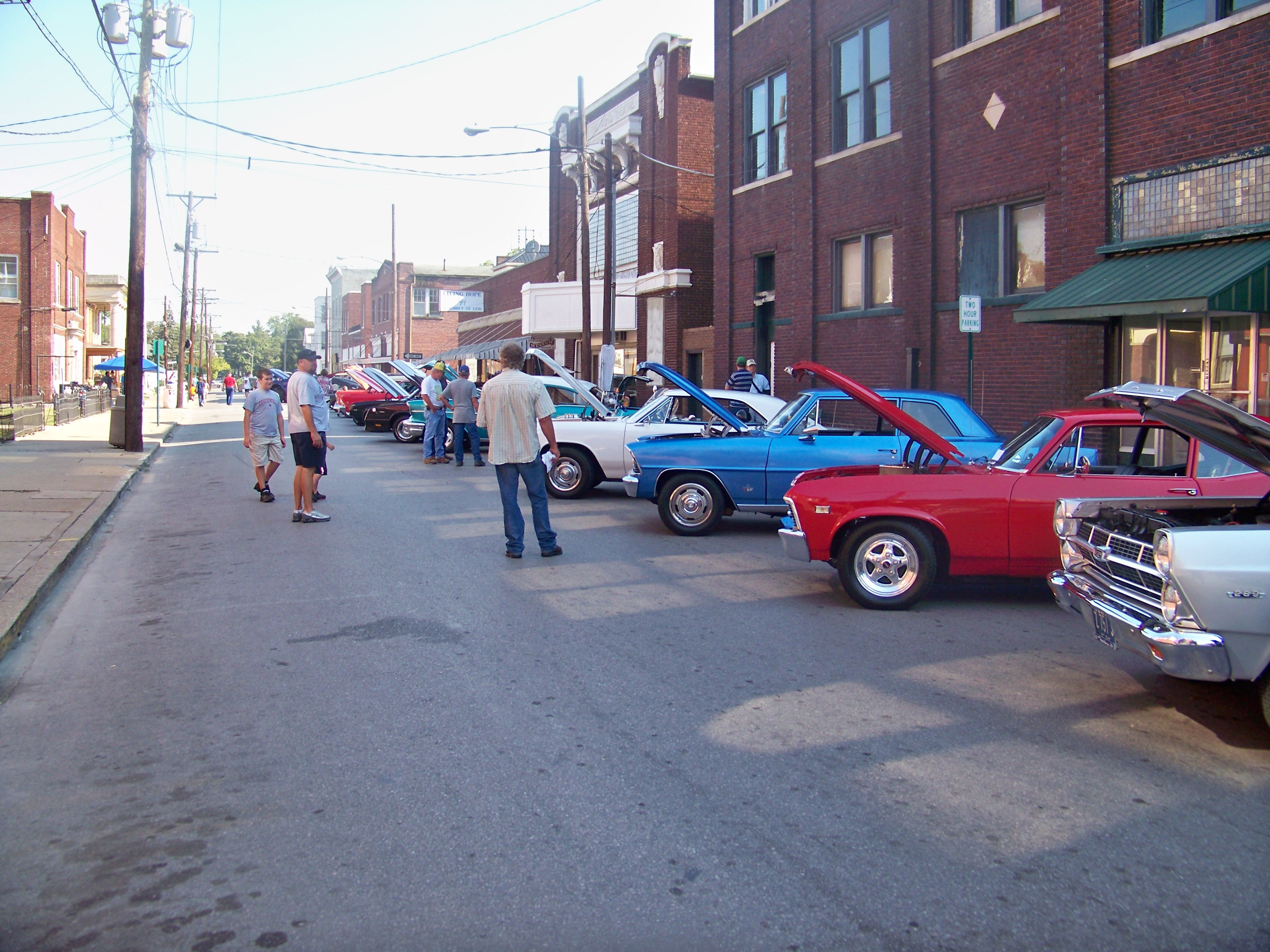 Cynthiana Rod Run