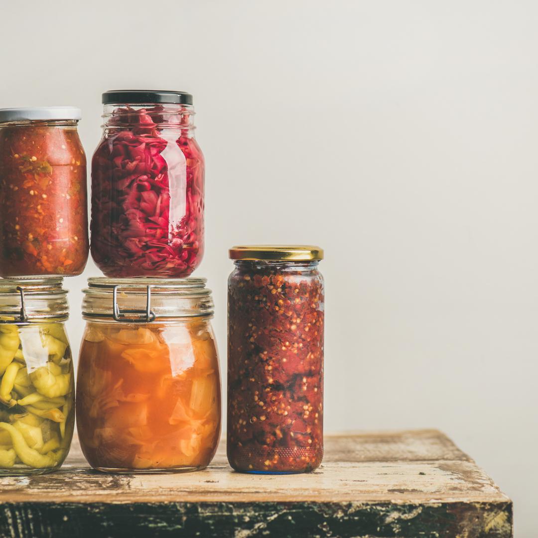 Summer in a Jar - Fermentation Primer
