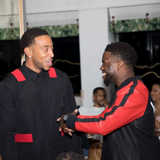 Kevin Hart and Fabolous