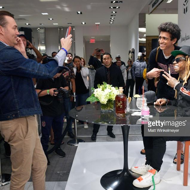 Neiman Marcus Beverly Hills x Young Money
