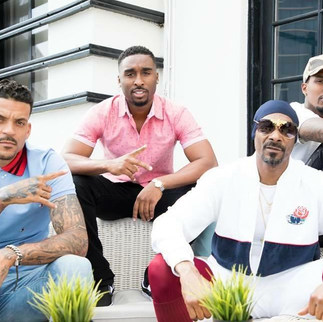 Matt Barnes, Demetrius Shipp, Snoop Dogg, Brandon Jennings