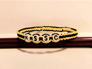 KSSC Friendship Bracelets now available