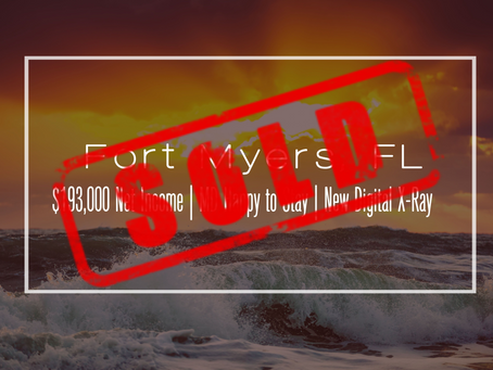 Florida Practice Sold!