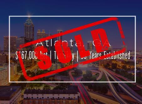 Georgia Practice Sold!