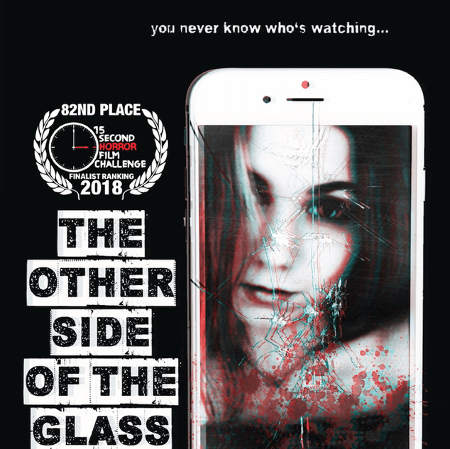 The Other Side of the Glass POSTER