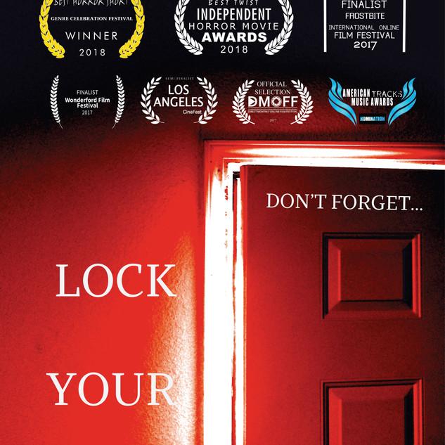 Lock Your Doors POSTER