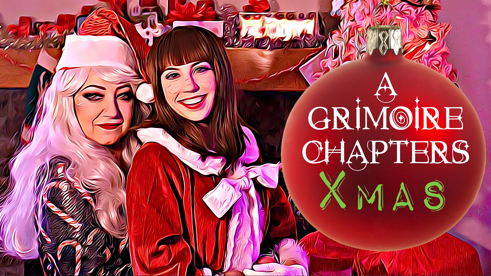 A Grimoire Chapters Xmas