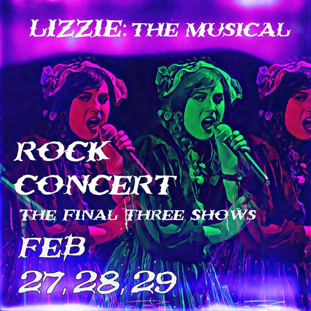 Lizzie FINAL WEEKEND Campaign: Alice