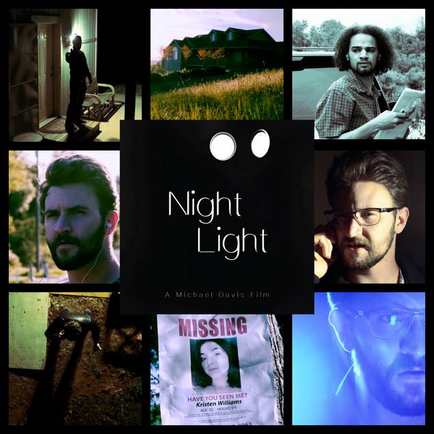 Night Light Collage POSTER