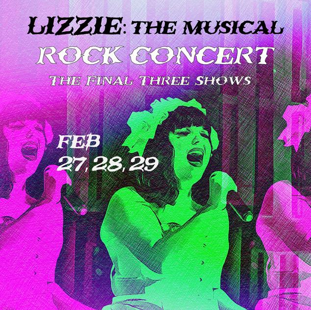 Lizzie FINAL WEEKEND Campaign: Lizzie