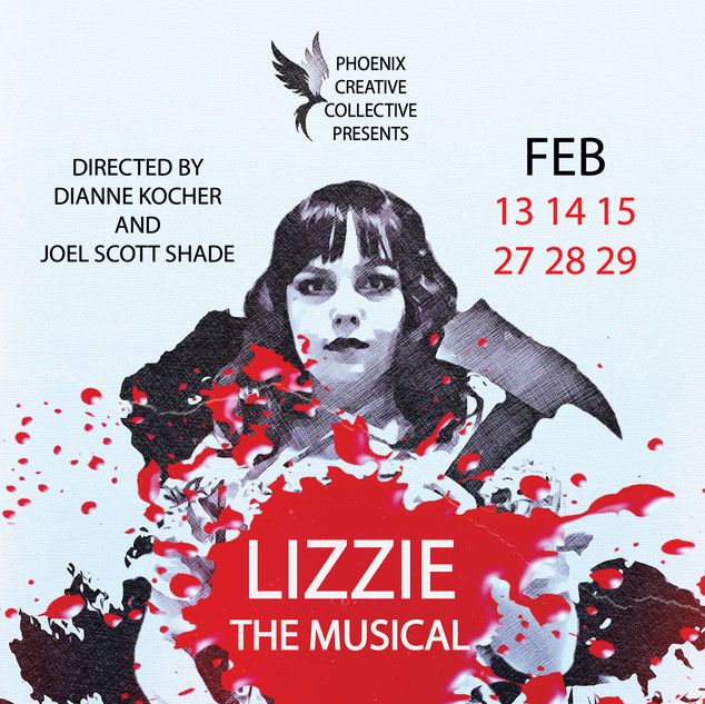 Lizzie: The Musical POSTER