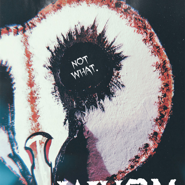 Whom PROMOTIONAL POSTER