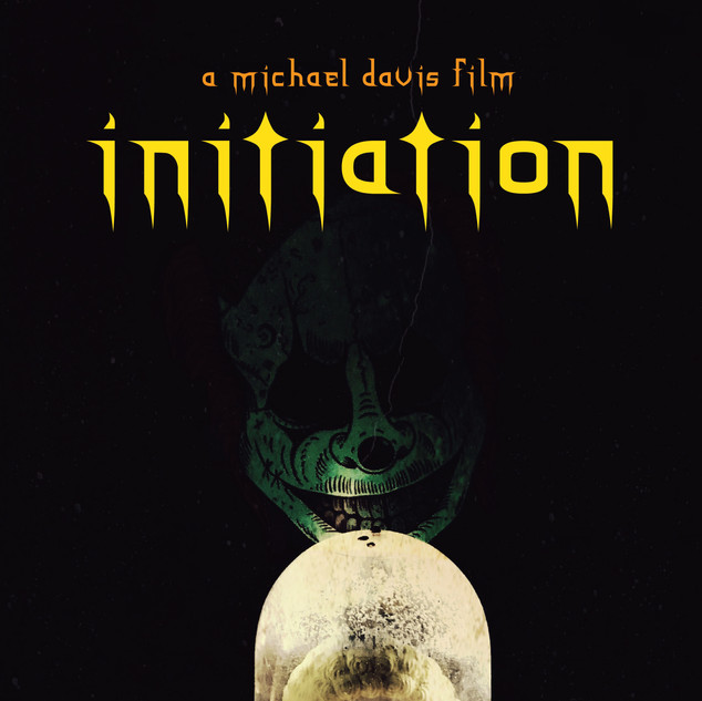 Initiation PROMOTIONAL POSTER