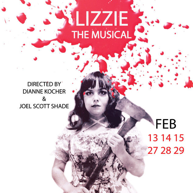 Lizzie: The Musical ALTERNATE POSTER