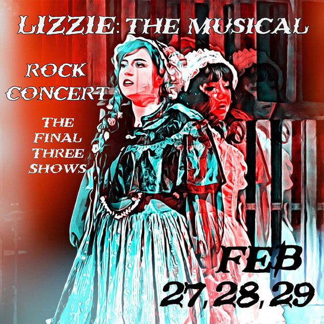 Lizzie FINAL WEEKEND Campaign: The Lovers