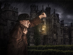 Mystery at manor house