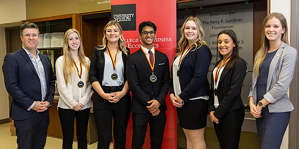 First Year Case Competition
