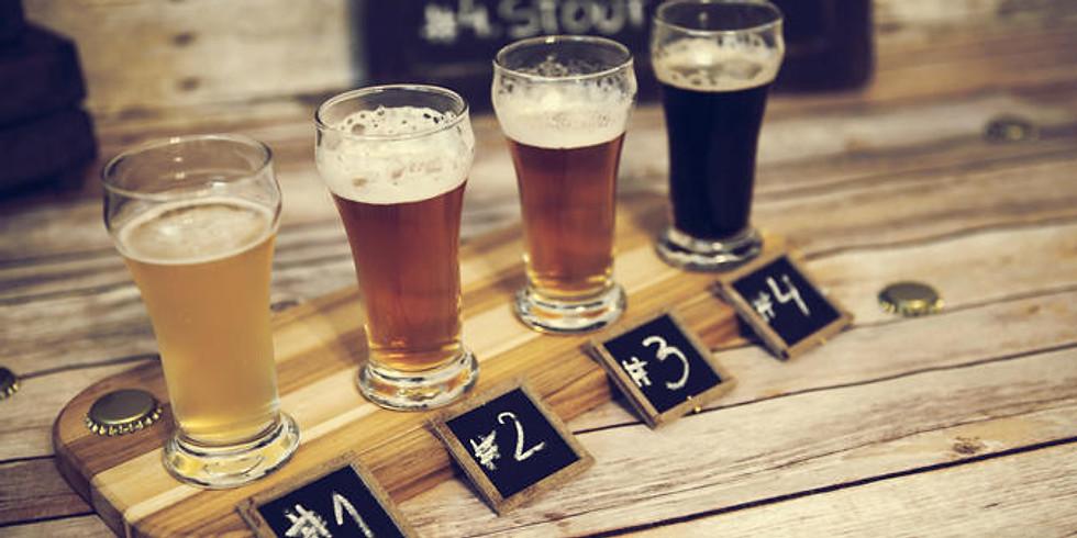 Beer Tasting - Family Behavioral Health