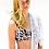 Thumbnail: STEVIE | Leopard Print Halter neck Bikini