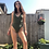 Thumbnail: CHER | Khaki Belted One Piece