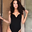 Thumbnail: DOLLY | Wired Structured Black One Piece