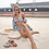 Thumbnail: EMMA Blue and White Striped bikini