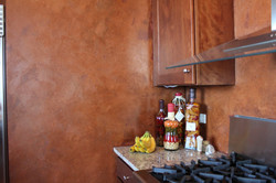 Red Tuscan Kitchen