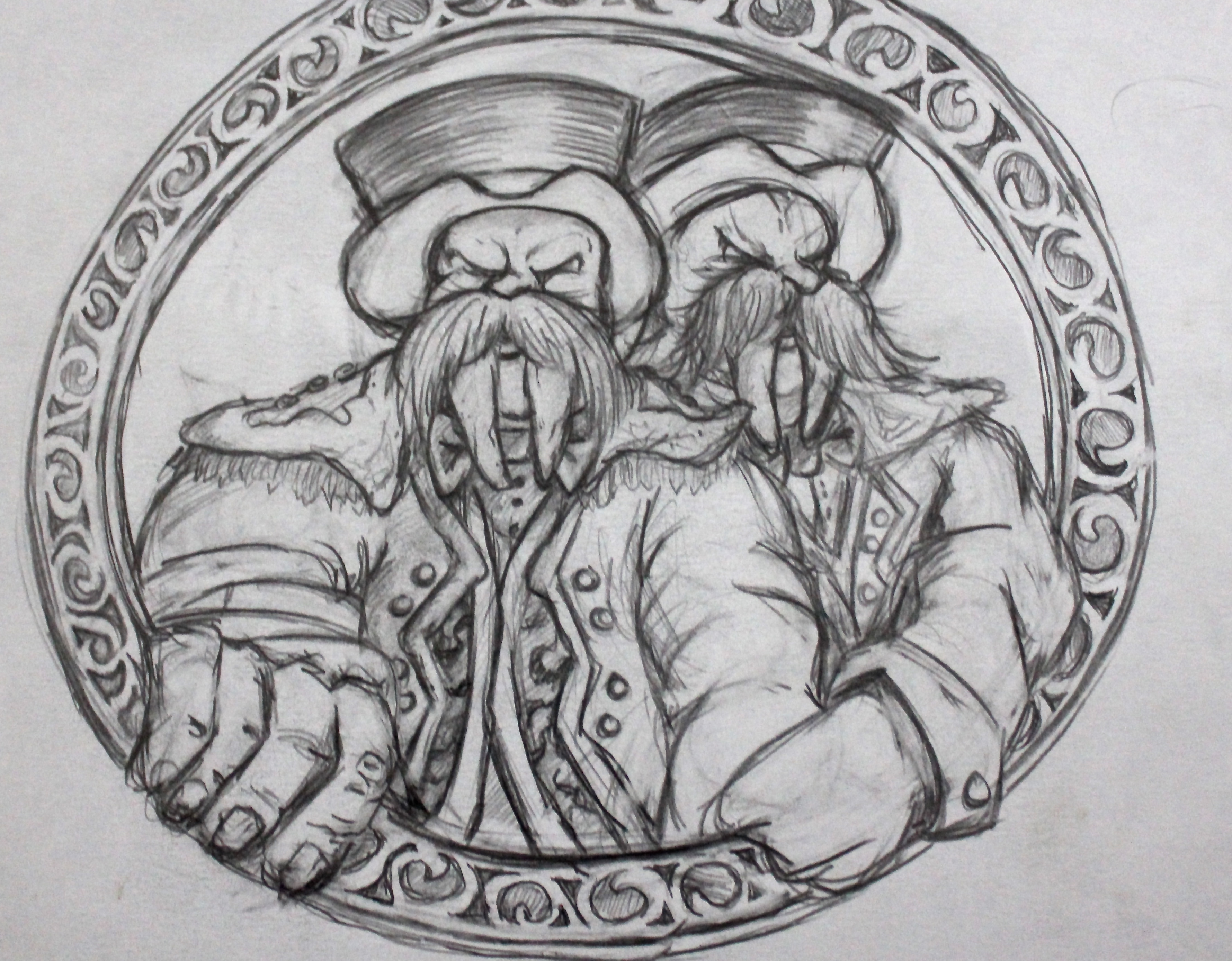 The Tusk Brothers