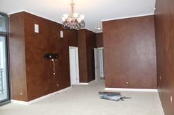 Soft Leather Master Bedroom